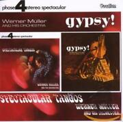 Werner Muller And His Orchestra - Spectacular Tangos Gypsy - Cd - Import
