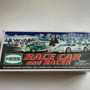 Hess 2009 Toy Truck Race Car And Racer Lights And Sound New Unused
