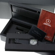 Bell And Ross Menand039s Watch Date Br03-92 Automatic Khaki Dial Rubber Belt Date Boxed