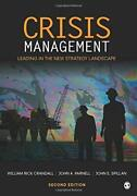 Crisis Management Leading In New Strategy Landscape By William Rick Crandall