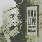 Bob Wills - Live From Panther Hall 1963 - Cd - Mint Condition