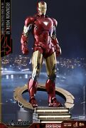 Hot Toys Mms378d17 The Avengers Iron Man Mark Vi 6 Diecast Special Edition