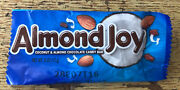 2021 Sealed Almond Joy Factory Error Rare Air-filled Packaging No Candy