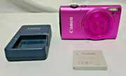 Canon Powershot Elph 330 Hs 10x Optical Zoom Digital Camera W/battery And Charger