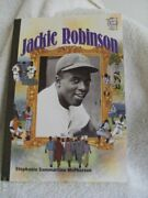 Jackie Robinson History Maker Bios By Stephanie Mcpherson Excellent Condition