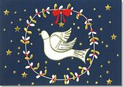 Dove Of Peace Small Boxed Holiday Cards Christmas Cards By Peter Pauper Press