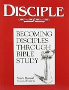 Disciple Becoming Disciples Through Bible Study Study By Richard Byrd Wilke