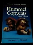 Hummel Copycats With Values A Guide To Those Other By Lawrence L. Wonsch Mint
