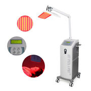 4in1 Ozone Output Dermabrasion Pdt Acne Treatment 7 Colors Led Wrinkle Removal