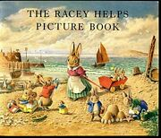Racey Helps Picture Book With Verses By Celia Barlow