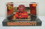 Code 3 Collectibles 164 Emergency La County Fire Department Squad Truck 51