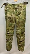 Large Arcteryx Leaf Fusion Multicam Windstopper Insulated Pants - Rare