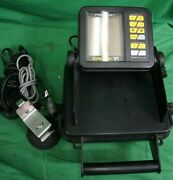 Eagle Fish Id Ii Finder With Cords Untested