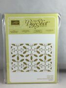 Holly Embossing Folder New Stampin Up Christmas