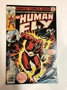 The Human Fly 1977 1 Vf/nm Marvel Real Life Character