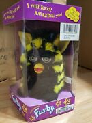 Mint Condition No Box Damage Bumble Bee Furby, Black And Yellow