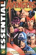 Essential Avengers, Vol. 2 Marvel Essentials By Stan Lee Brand New