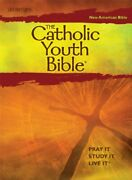 Catholic Youth Bible, Third Edition New American Bible By M A Virginia Halbur