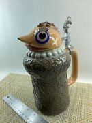 Schultz And Dooley Bubbles Labrew Beer Stein West End Brewing Co Webco
