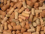 Natural Used Wine Corks Lot Of 150 Variety Recycle Upcycle Wedding Crafts Mixed