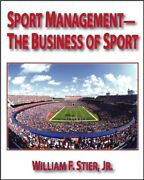 Sport Management - Business Of Sport By William F. Stier And Jr. Mint Condition