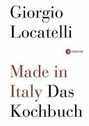 Made In Italy By Giorgio Locatelli - Hardcover Excellent Condition