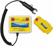Autotether Wireless Marine Engine Safety Kill Switch Batteries Expired