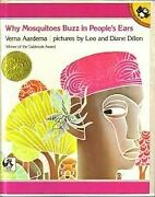 Why Mosquitoes Buzz In People's Ears By Leo Dillon And Diane Dillon Excellent