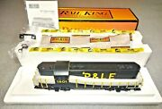 Mth O Scale Pittsburg And Lake Erie Gp-7 Diesel W/ Proto-sound 2.0 30-2414-1 Ts