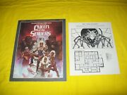Gdq 1-7 Queen Of The Spiders Dungeons And Dragons Adandd Tsr 9179 - 1 High Grade