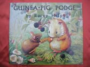 Guinea-pig Podge By Racey Helps Excellent Condition