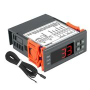 Digital Temperature Controller Stc-8080a+ Refrigerator Thermostat For