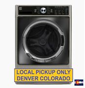 New Kenmore Elite Capacity Metallic Silver Ventless All-in-one Washer Dryer