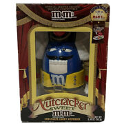 Mandm Limited Edition Holiday Collectible Christmas Nutcracker Candy Dispenser