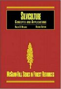 Silviculture Concepts And Applications By Ralph Nyland - Hardcover Mint