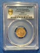 Modern Gold Coin Pcgs Unc-d Taisho 2 Years 5 Yen Gold Coin 1913 Fs From Japan