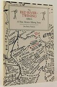 Red River-twining Area A New Mexico Mining Story By Jim Berry Pearson Excellent