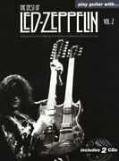 Play Guitar With. Best Of Led Zeppelin Volume 2 Excellent Condition