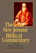 New Jerome Biblical Commentary, Reprint 3rd Edition By Brown Raymond E. S.s