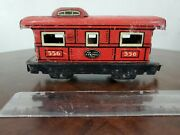 Vintage Mar Train Toy Locomotive, Made In Usa, 1950's