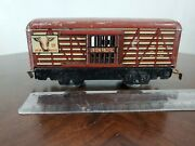 Vintage Mar Train Toy Locomotive, Made In Usa,