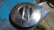 Vintage 1931/32 Plymouth Hubcap