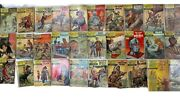 Vintage Comic Book Lot Classics Illustrated Lot Of 41 Some 1st Printing