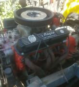 Dodge V8 Mopar Land Rover With Auto Transmission And Transfer Box. Plug And