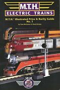M.t.h. Electric Toy Trains Accessories - Illustrated Price Guide / Scarce Book
