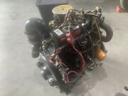 3.0 Mercruiser 180 4 Cyl Boat Engine Complete In Running Condition Chevy