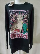 Authentic Cat Sweater Size Large