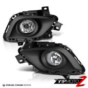 Zoom Zoom 2014-2016 Mazda 6 Sport[factory Look] Replacment Fog Lamps Light L+r