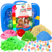 Be Amazing Toys Sense And Grow Sensory Play Table For Kids - Childrens...