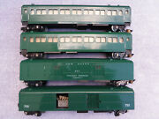 American Flyer New Haven 650-g, 650-g, 651-g, 732-g Operating Baggage Car